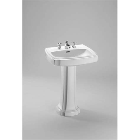 toto guinevere pedestal sink toto guinevere 174 pedestal 24 quot lavatory free shipping