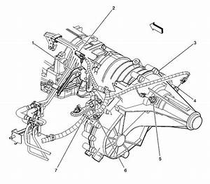 2003 Chevy Transfer Case Diagram On Cadillac Transfer Case