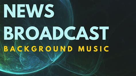 Background Royalty Free Music For News