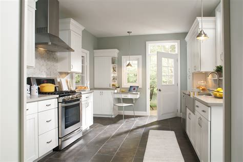 Black And Silver Vinyl Flooring by Kitchen Color Schemes With White Cabinets Amazing Ideas