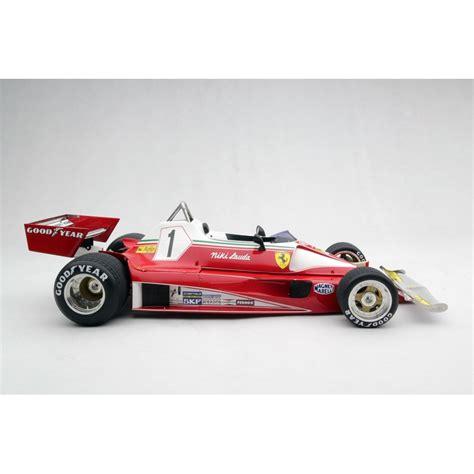 Ferrari 312t2 f1 scuderia ferrari 1976 niki lauda, gp replicas 1:18, gp27a. 1976 Ferrari 312T2 Niki LAUDA, Fuji GP - FormulaSports