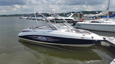 Ar230 Boat Cover by 2008 Yamaha Ar230 Boats For Sale