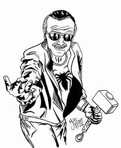 The man: Stan Lee by JoaoVital on DeviantArt