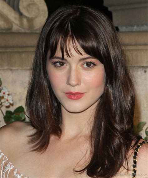 attractive hairstyles  mary elizabeth winstead