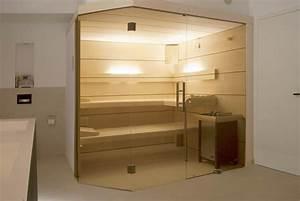 Sauna Mit Glasfront : glasfront sauna luxuri s design transparent apart ~ Articles-book.com Haus und Dekorationen