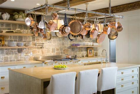 cuisine incorpor馥 leroy merlin fabulous relooker sa cuisine suspension en mtal bol fruits murs en briques with suspension ilot cuisine