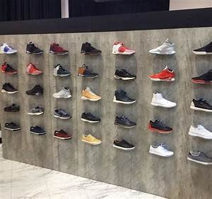 sneaker wall home design With best brand of paint for kitchen cabinets with smart frog wall art