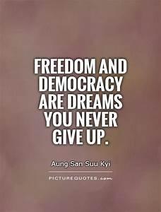 Democracy Quotes. QuotesGram