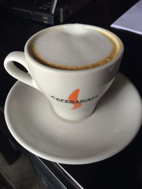 The piccolo latte, what is this little drink we have seen popping up on cafe menu's? Perfect Cappuccino #Piccolo #Cappuccino   Cappuccino, Tableware, Glassware