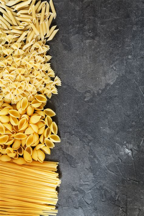 dry pasta background   high quality food