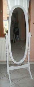 Miroir Sur Pied : miroir sur pied jennydeco62 douai arras cambrai ~ Teatrodelosmanantiales.com Idées de Décoration