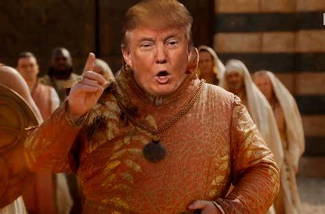 Donald Trump, ¿un Personaje De 'juego De