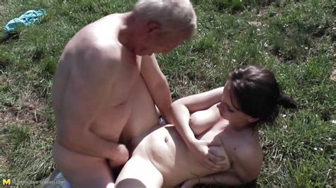 leika in having sex on the grass is awesome hd from