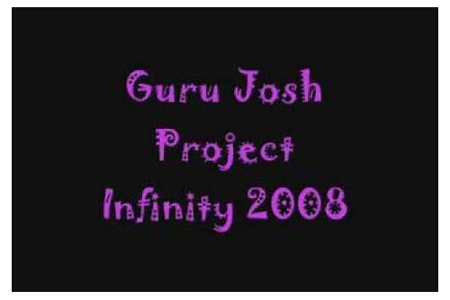 infinity mp3 download guru josh project