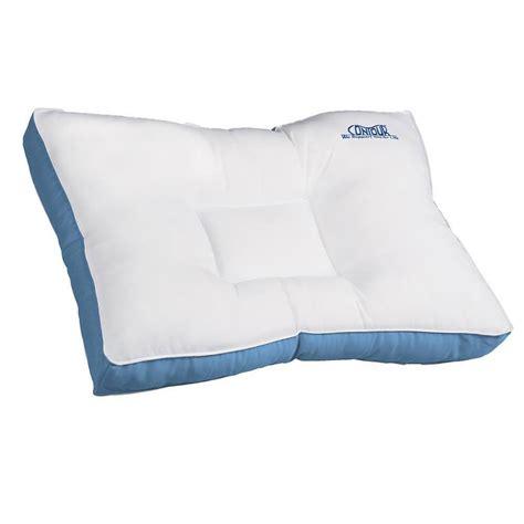 back sleeper pillow orthofiber 2 0 orthopedic bed pillow for back side