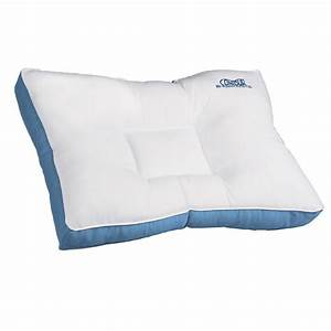 orthofiber 20 orthopedic bed pillow for back side With best bed pillows for side sleepers