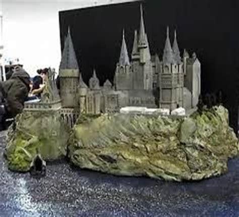 images  hogwarts castle  pinterest harry