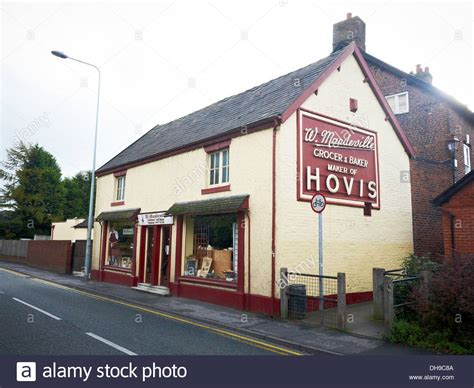 W.mandeville Hovis Bakery Shop In Holmes Chapel Cheshire