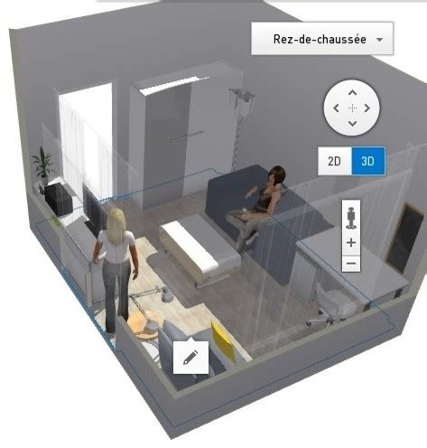 amenagement chambre 13m2 aménagement studio la pièce à vivre 13m2