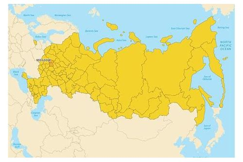 Russia map vector free download chakomthenews vector illustration russia political map russia political map russia marked by blue in grey world political map vector illustration political map of europe gumiabroncs