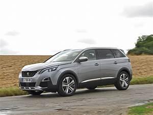 Peugeot 5008 Allure Business : peugeot 5008 blue hdi 120 un super monospace pardon un suv ~ Gottalentnigeria.com Avis de Voitures