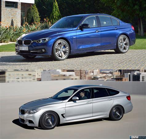 Bmw 3 Series Sedan by Should I Buy The Bmw 3 Series Sedan Or The 3 Series Gt
