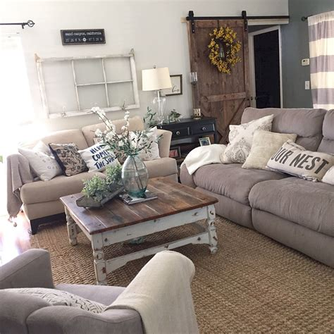 Rustic Vintage Living Room Ideas by Top 11 Cozy And Rustic Chic Living Room For