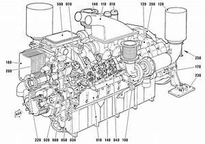 Diesel Generator Parts  U2013 Tcm Turbo Components  U0026 Marine