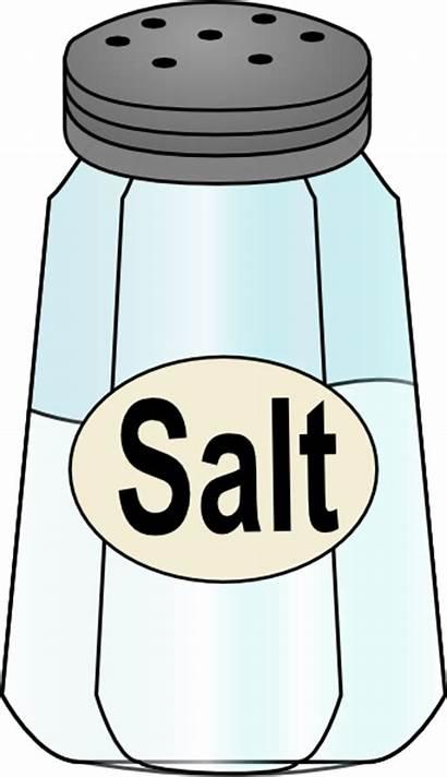 Salt Shaker Clip Clipart Svg Vector Clker