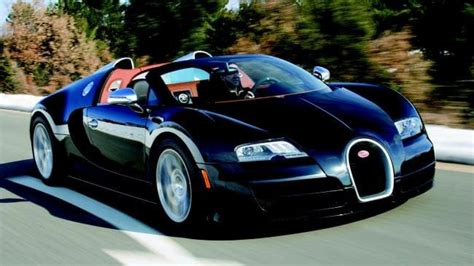 Bugatti Veyron, The World's Fastest Car, Was Sold To An