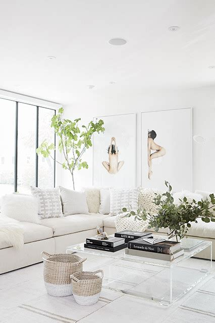 White On White  Jen Atkin's Home Is A Glamminimalist