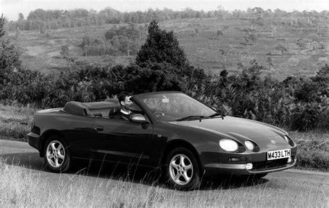 toyota convertible toyota celica convertible specs 1995 1996 1997 1998