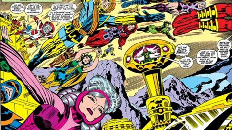 How Powerful Are The Eternals? | Fiction Horizon