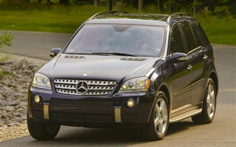 New ml 550 4matic prices. 2008 Mercedes-Benz ML550 - Photo Gallery - Motor Trend