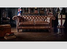 Chesterfield Sofas and Armchairs