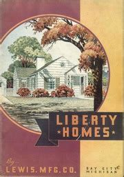 Liberty homes. : Lewis Manufacturing Company : Free ...