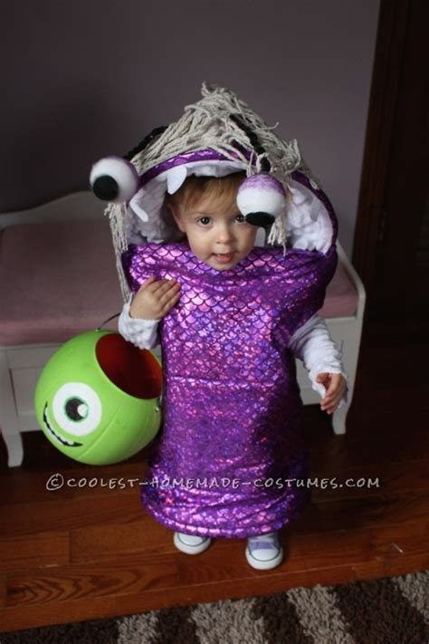 adorable monsters  boo costume adafruit industries