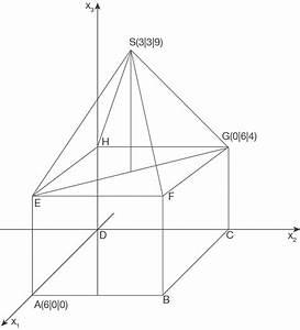 Schnittwinkel Zweier Geraden Berechnen : vermischte aufgaben analytische geometrie mathe digitales schulbuch aufgaben ~ Themetempest.com Abrechnung