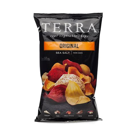 Exotic Vegetable Chips by Terra Chips - Thrive Market