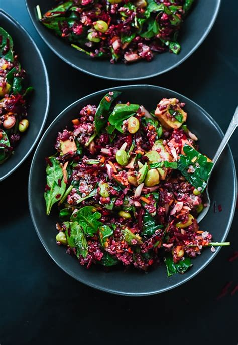 gorgeous beet recipes     meal