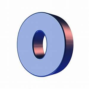 Number 0 PNG Transparent Icon Image 10 Free Transparent