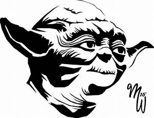 Yoda Head Vector Pictures to Pin on Pinterest - PinsDaddy