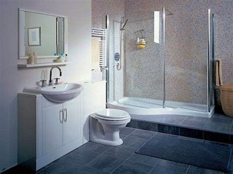 Great Small Bathroom Designs 4 Great Ideas For Remodeling Small Bathrooms Interior Design