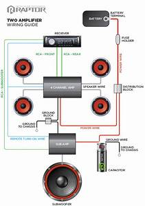 Car Preamp Wiring Diagram