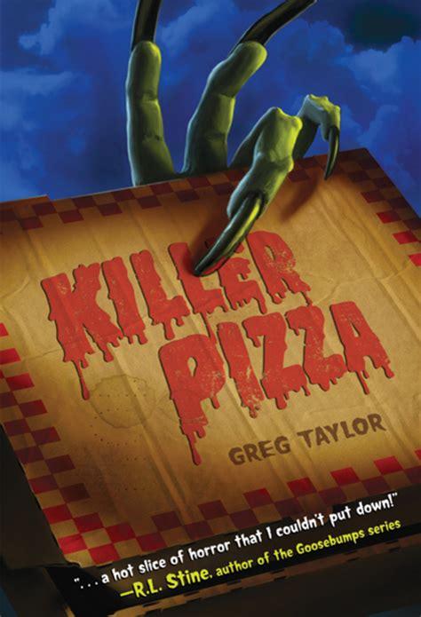 killer pizza greg taylor macmillan