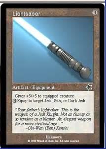 Star Wars Magic Cards