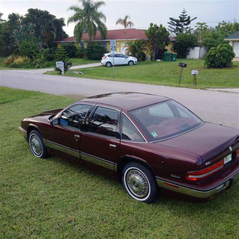 4 Door Buick Regal by 1993 Buick Regal Limited Sedan 4 Door 3 8l For Sale In