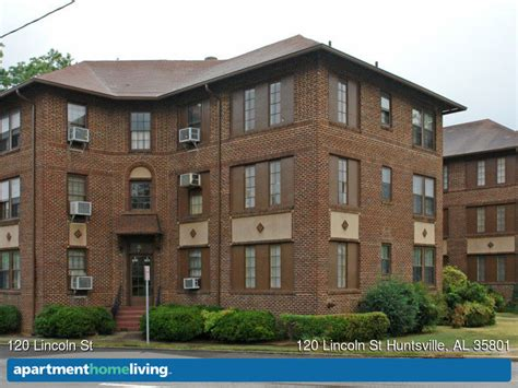 120 lincoln st apartments huntsville al apartments for rent