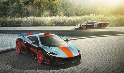 McLaren's MSO team turn out stunning 675LT tribute car