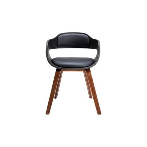 chaise kare design chaise costa walnut kare design achat vente chaise